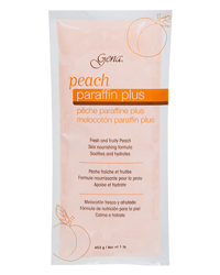 Gena Paraffin Plus Peach parafina 453 g