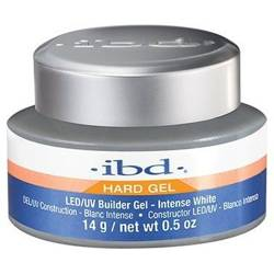 IBD LED/UV BUILDER GEL 14G INTENSE WHITE