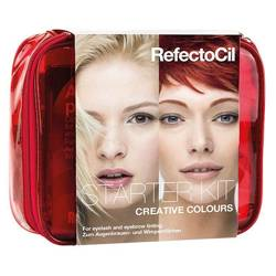 RefectoCil Zestaw do Henny Starter Creative Colour